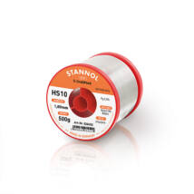 Sârmă de cositorit Stannol Sn60 Pb40, 0,5mm 500g
