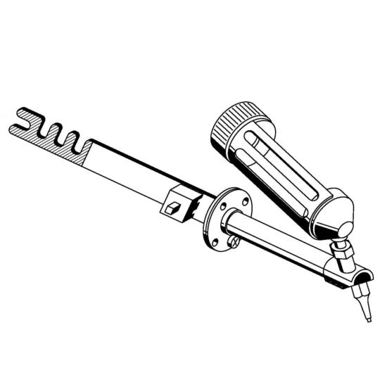 Weller DSX 80 fűtőbetét
